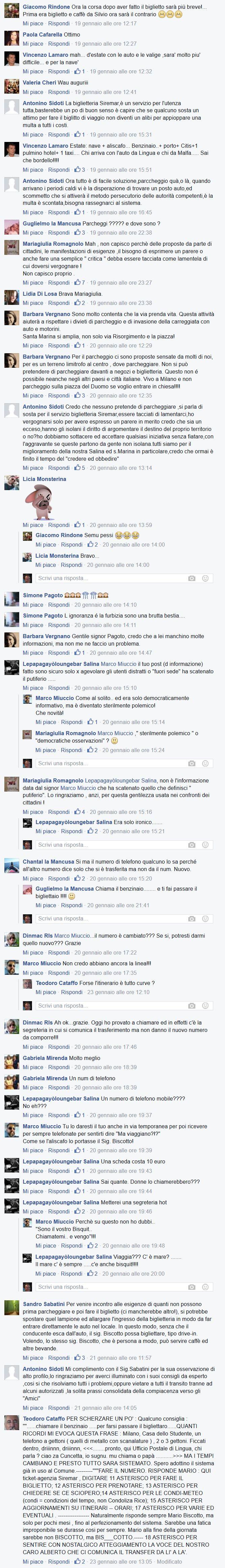 23 GENNAIO TRASFERIMENTO BIGLIETTERIA DI SANTA MARINA SALINA 04e7abd74c5c