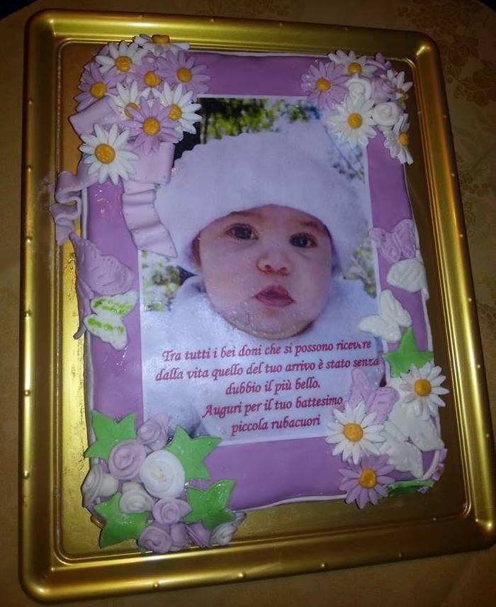 Ben noto Frasi Torta Battesimo ED93 » Regardsdefemmes ZI72